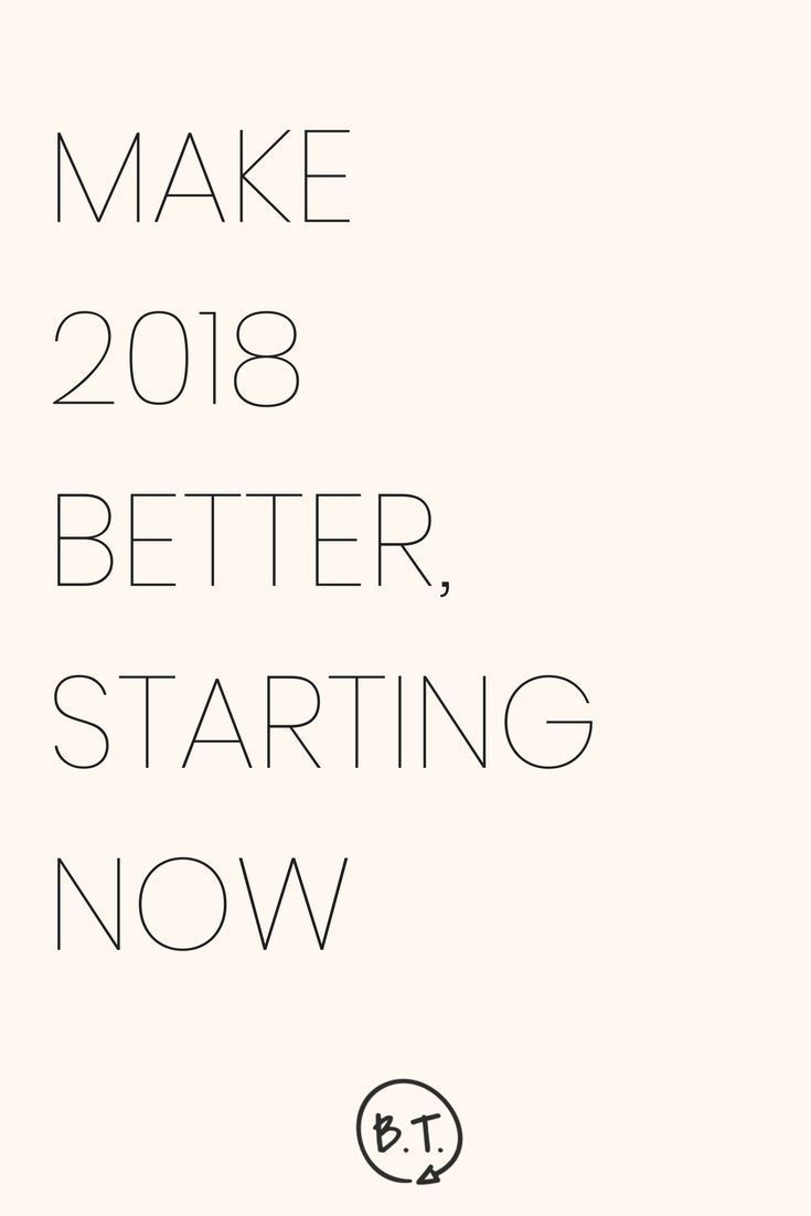 The 2018 business resolutions I\'m making—and why I\'m getting started ...