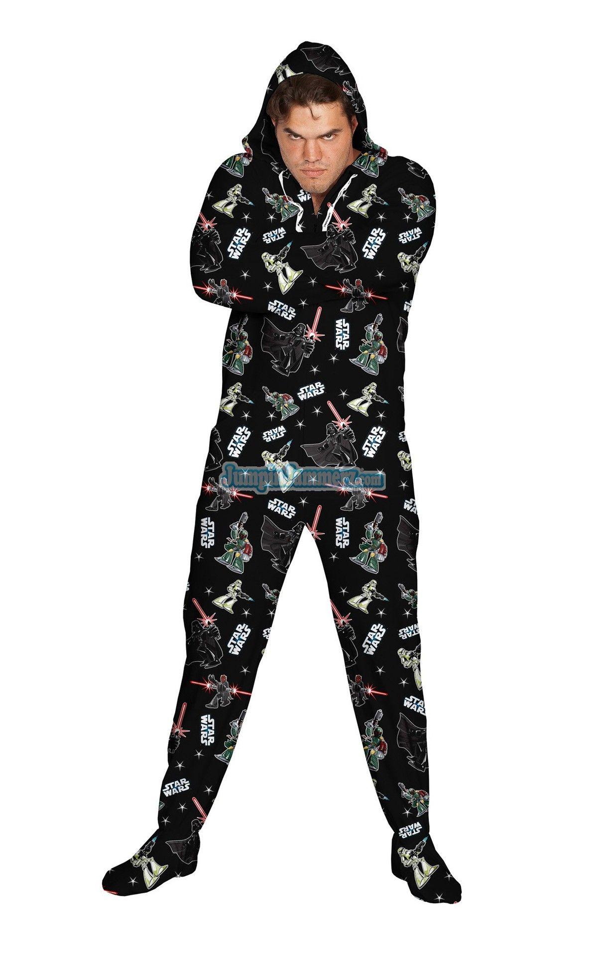 Adult Star Wars Pajamas
