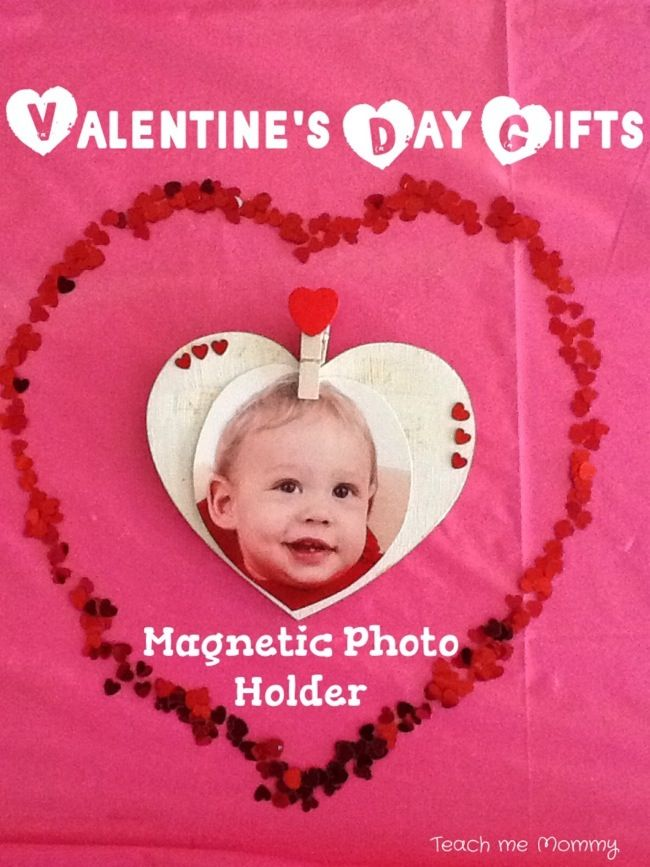 This sweet gift is perfect for a granny any time of the year, but we will give it as a Valentine's Day gift. Here is what you need: – wooden heart – peg – magnet – sequins – photo What I did: I used a wooden heart, but one could cut a heart out of …