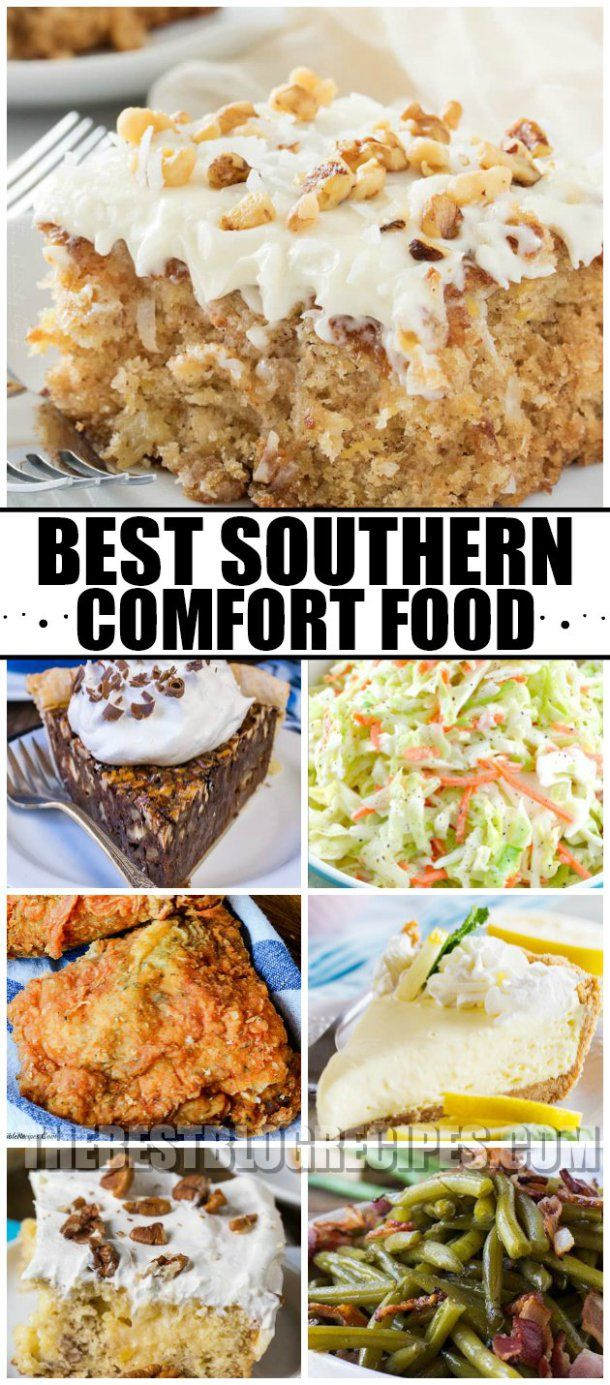 Photo of Southern Comfort Food Recipes – The Best Blog Recipes
