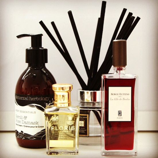 The VWord and RoseScented Things. Rose perfume, New