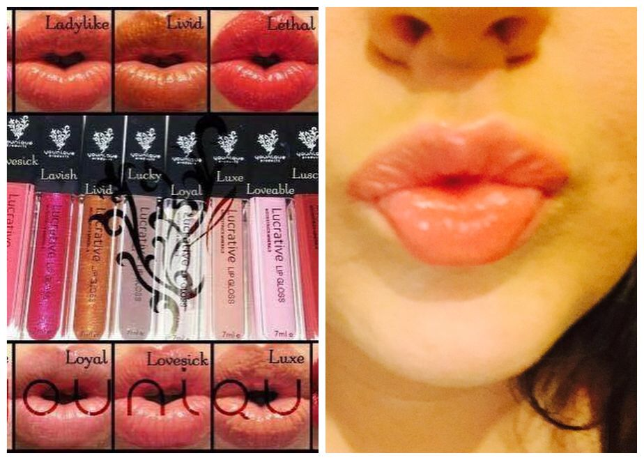 Love our lippys