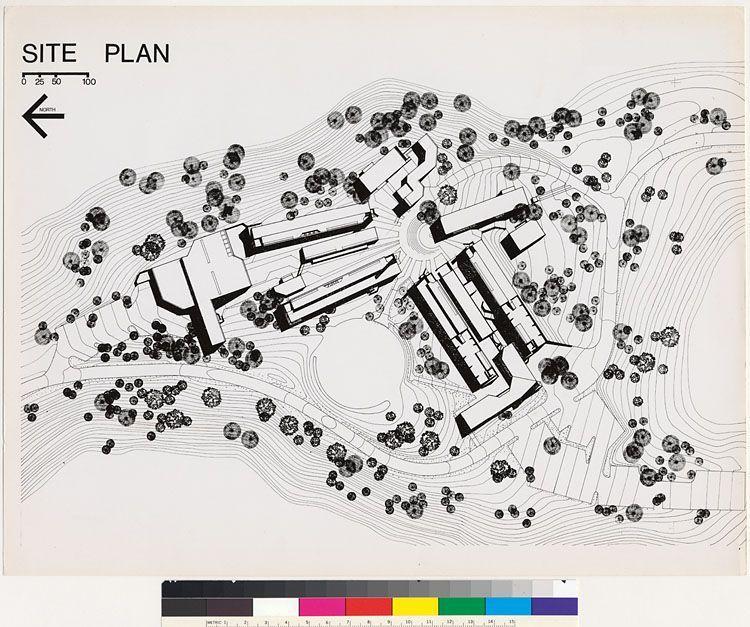 Kresge College University Of California Charles W Moore - Google maps kresgie college us santa cruz