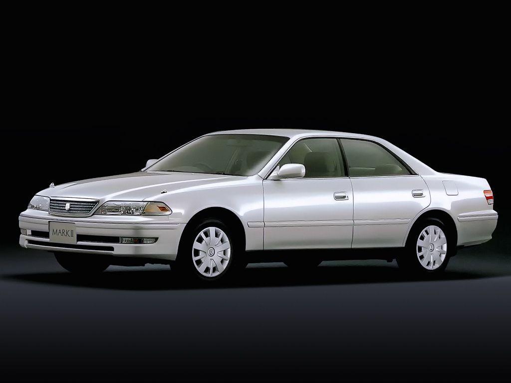 Toyota Mark II (JZX100) 2.0 I 24V (140 Hp)