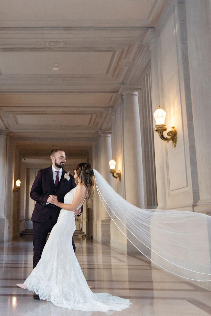 Beautiful san francisco courthouse wedding san francisco