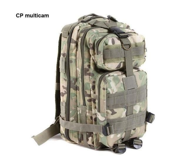 e3bb815cb1 Men s Outdoor Military Tactical Backpack Army Molle Waterproof Bug Small  Rucksack Assault Backpack for Hiking Camping Hunting