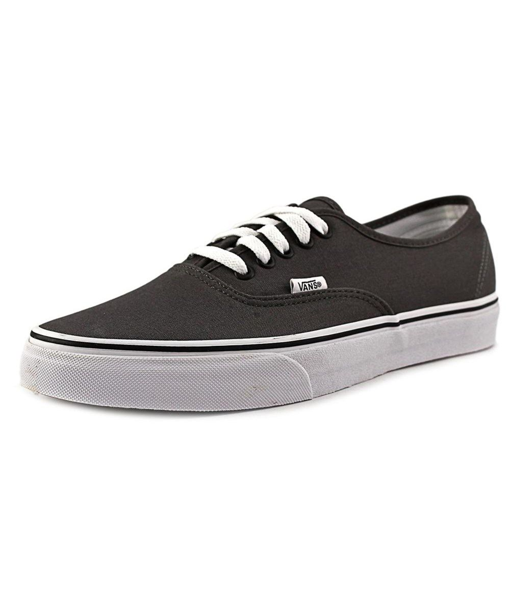 144d0549a50 VANS Vans Authentic Slim Round Toe Canvas Sneakers .  vans  shoes  sneakers
