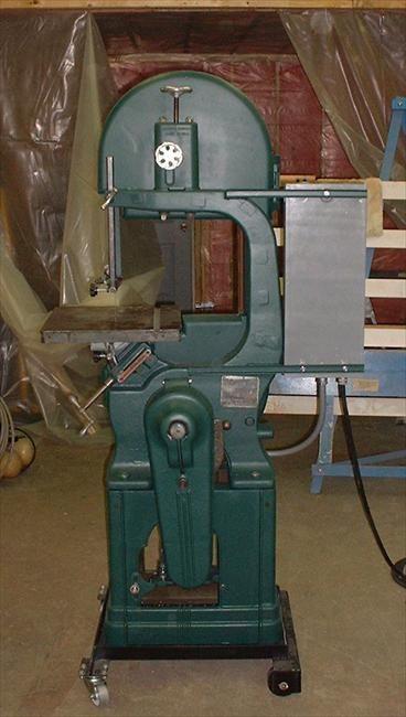 16 Walker Turner Band Saw Antique Woodworking Tools Woodworking Power Tools Antique Tools