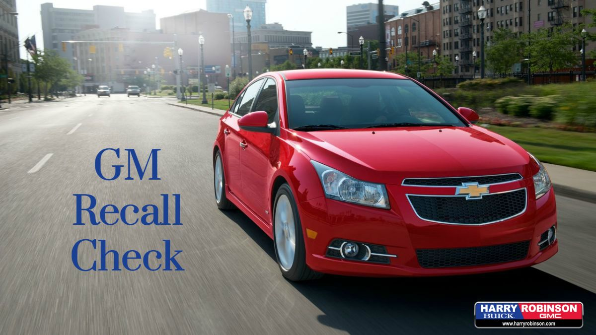 Gm Recall Info Lookup By Vin Chevy Cruze Chevrolet Cruze Cruze