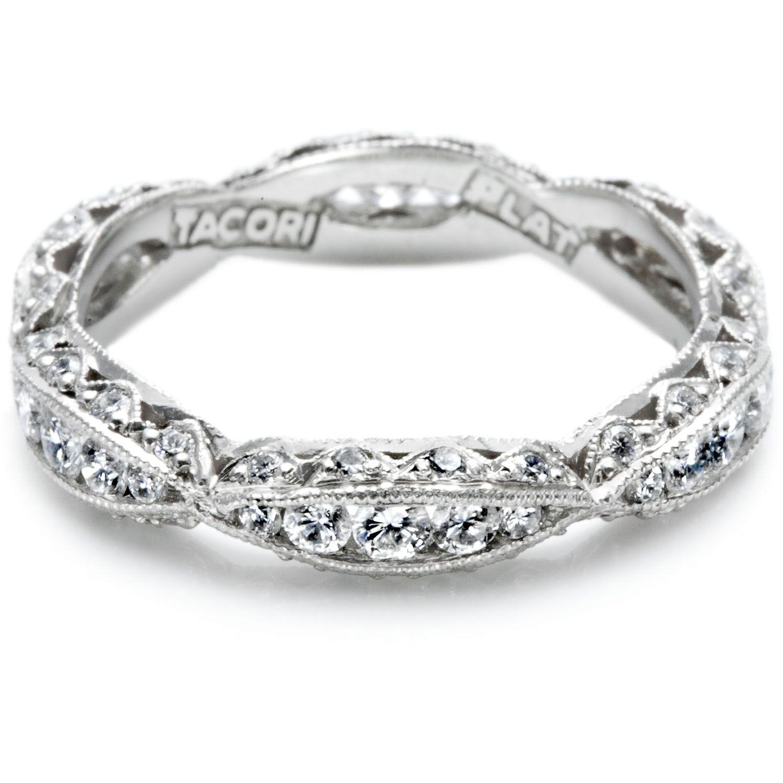 spectacular tacori crescent diamond wave women us wedding ring tacori engagement u wedding rings bine classic - Tacori Wedding Rings