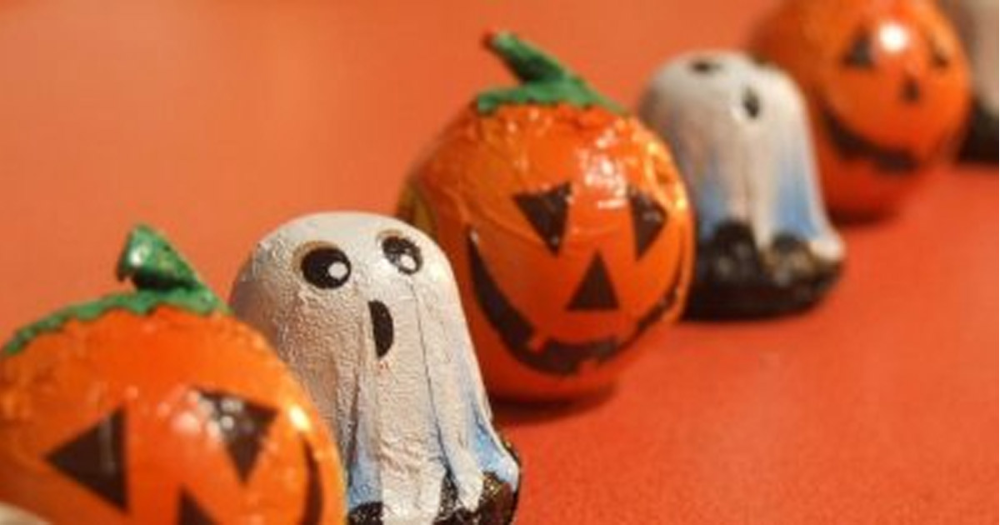 Conventional Chocolate is Scary. Fair Trade Your Halloween