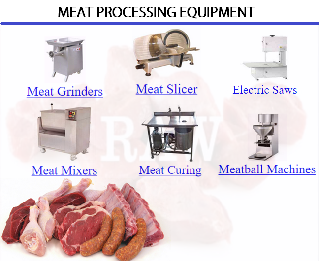 commercial #meat #processing #machines | Meat Processing | Meat
