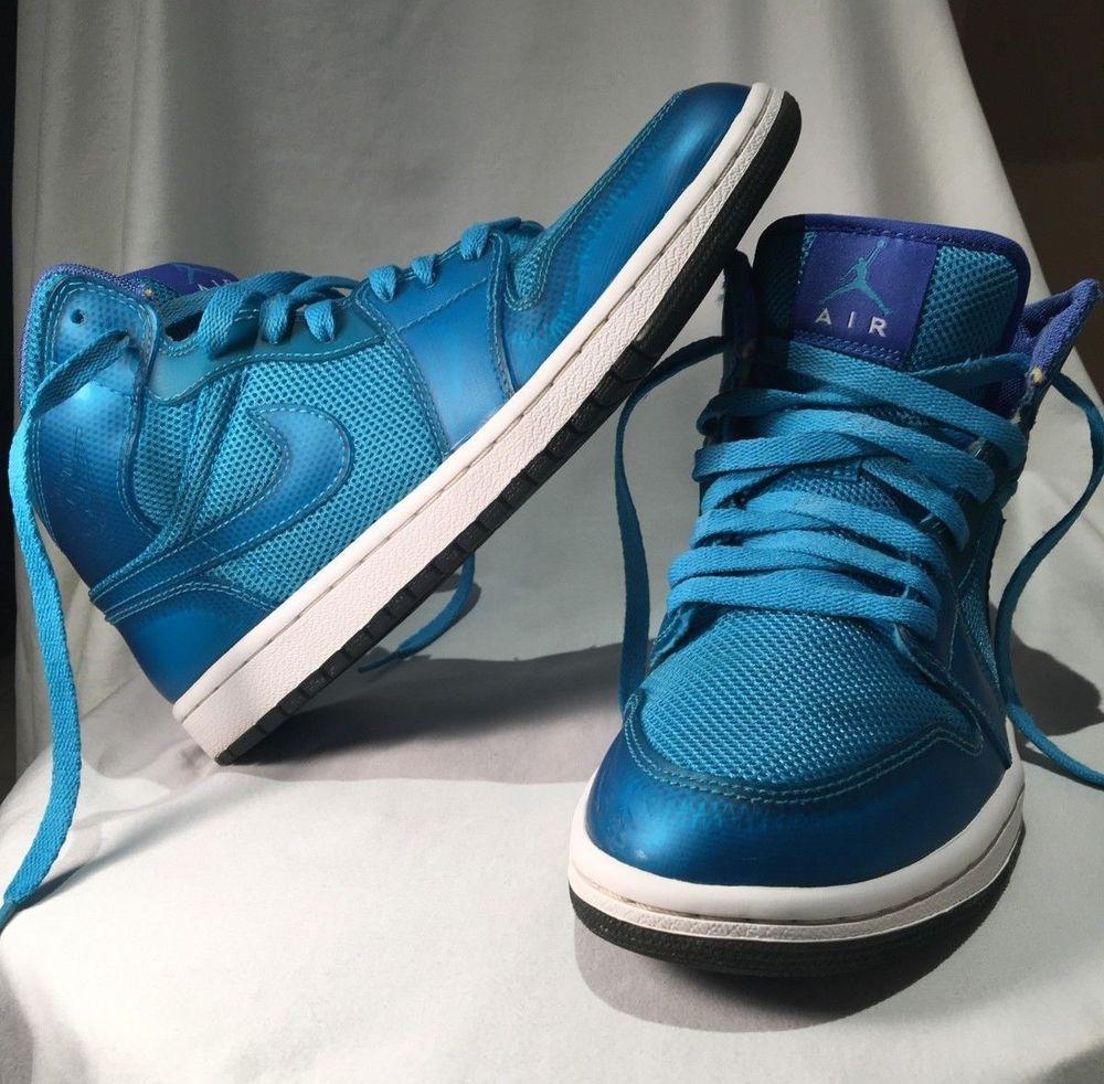 ... shop air jordan 1 phat marine blue white 364770 401 fashion clothing  shoes accessories mensshoes athleticshoes 6254432652