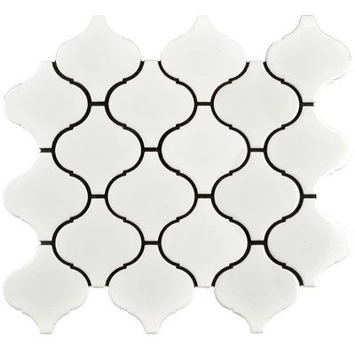 "EliteTile Caldera 3"" x 3"" Porcelain Tile 