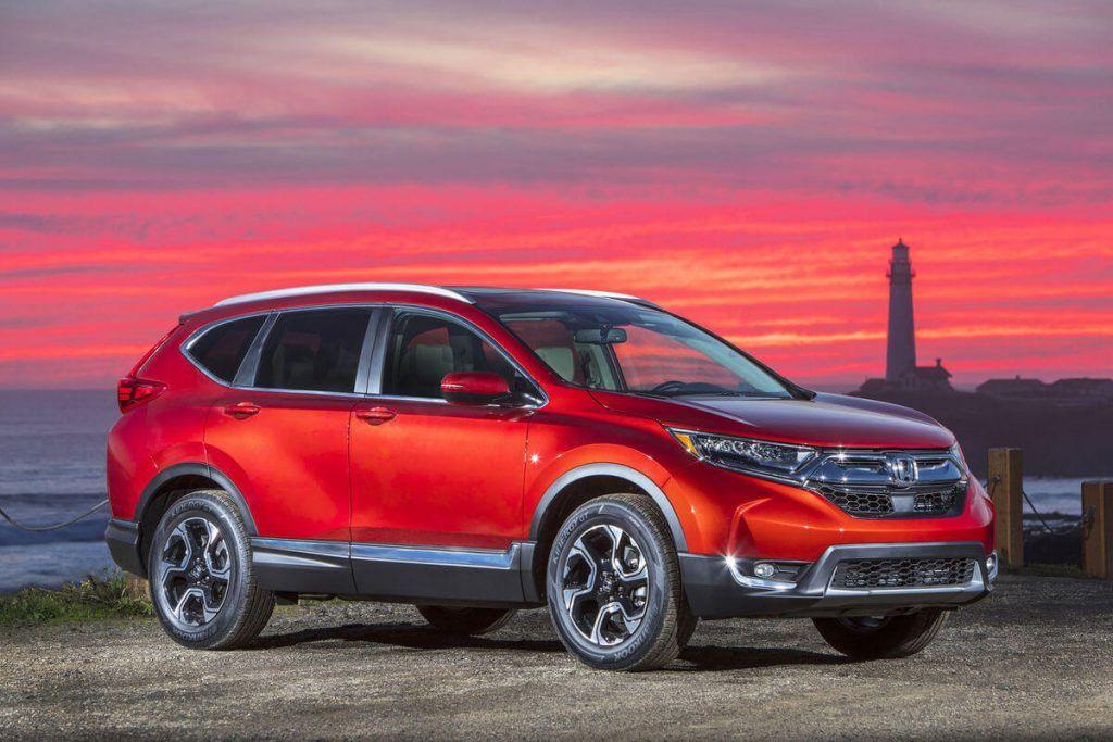 2020 Honda Cr V Redesign And Concept Honda Crv Honda Cr Honda