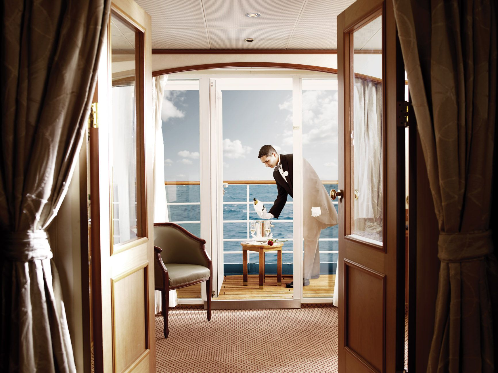 Pamper yourself with a silversea allinclusive luxury