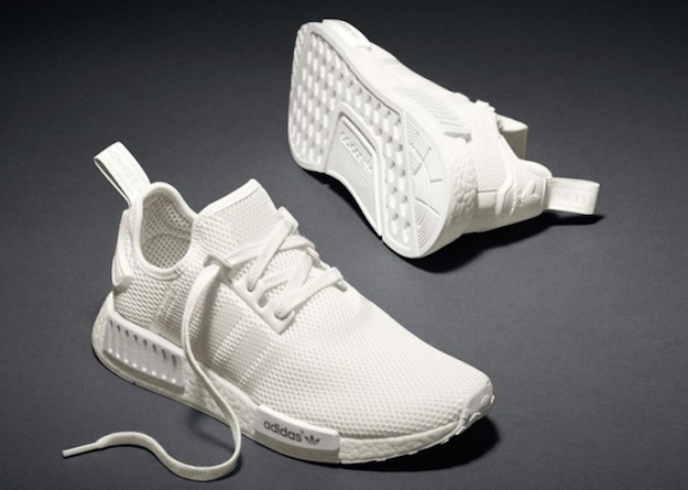 adidas nmd xr1 pk triple white adidas grey and pink running shoes
