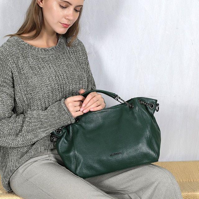 736a61cb7b SHARK Women's Bag Messenger Bag Women shoulder Bags For Women 2019 Luxury  Handbags Designer Female Bag Ladies Genuine Leather Review