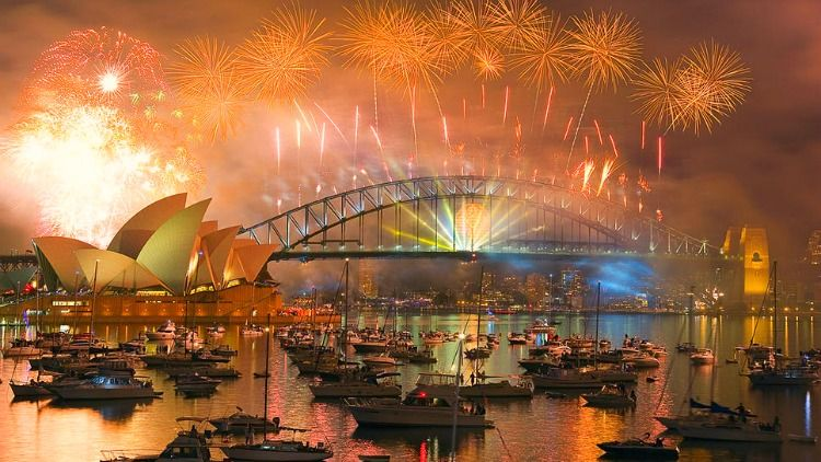 New year's eve celebrations around the world | Best places ...