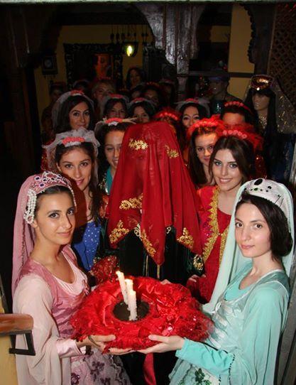 Turkish Brides Henna Turkish Weddings Pinterest Turkish