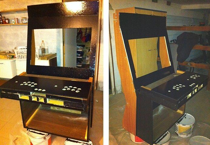 Page 1 sur 2 - Tuto Créer sa propre borne d\u0027 Arcade - posté dans - cree ta propre maison