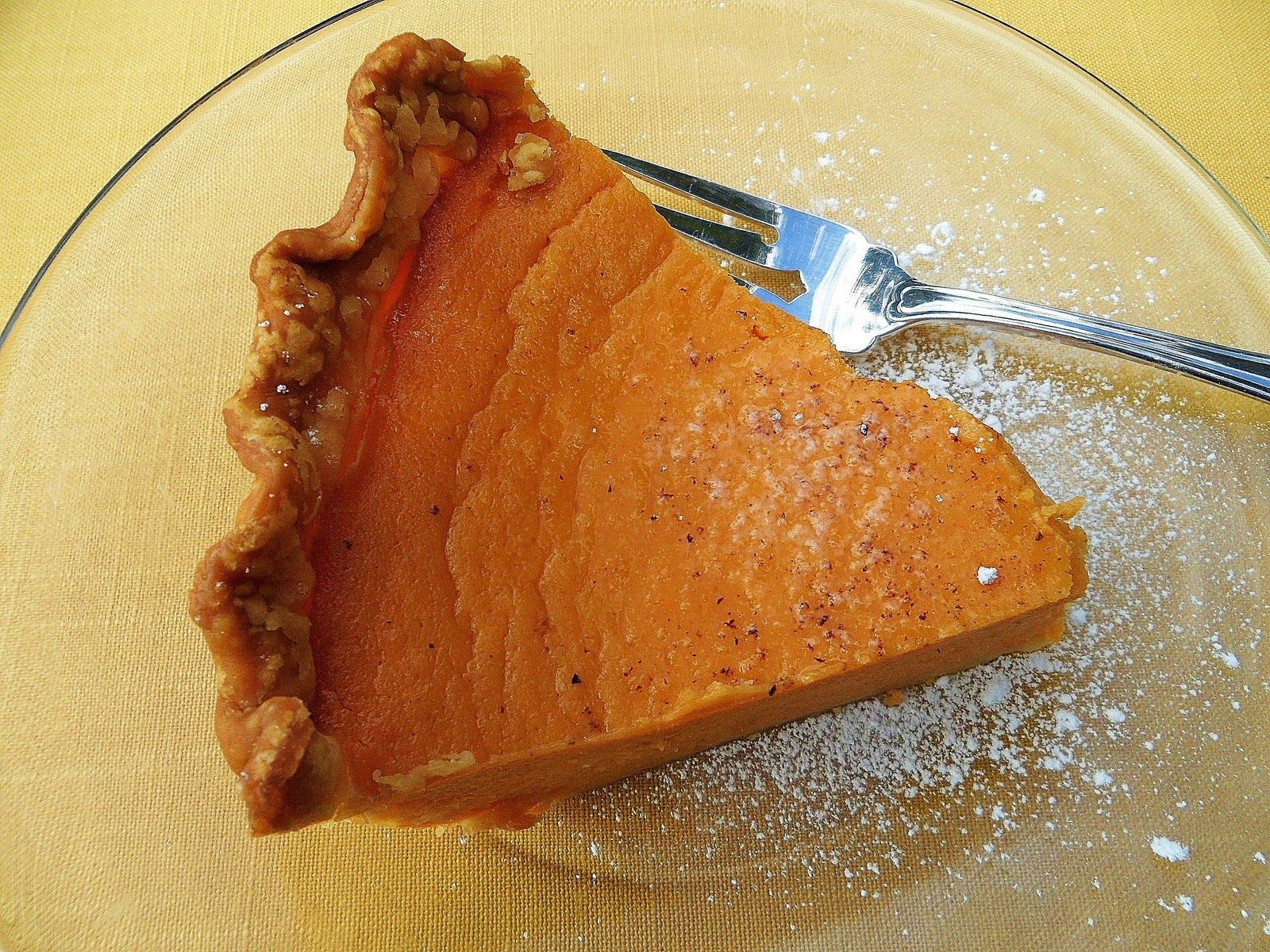 Almost every recipe I see for Sweet Potato Pie calls for ...