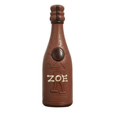 Milk Chocolate Champagne Bottle (200g)