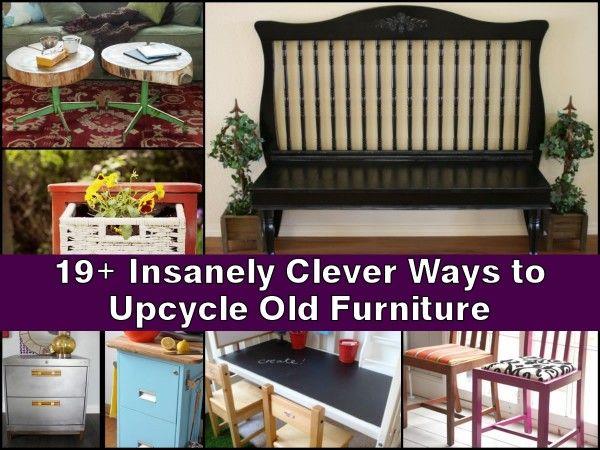 how to repurpose old furniture. Exellent Furniture Diyupcycleoldfurniture With How To Repurpose Old Furniture