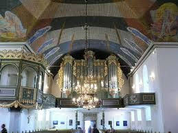 Oslo Cathedral in Norway