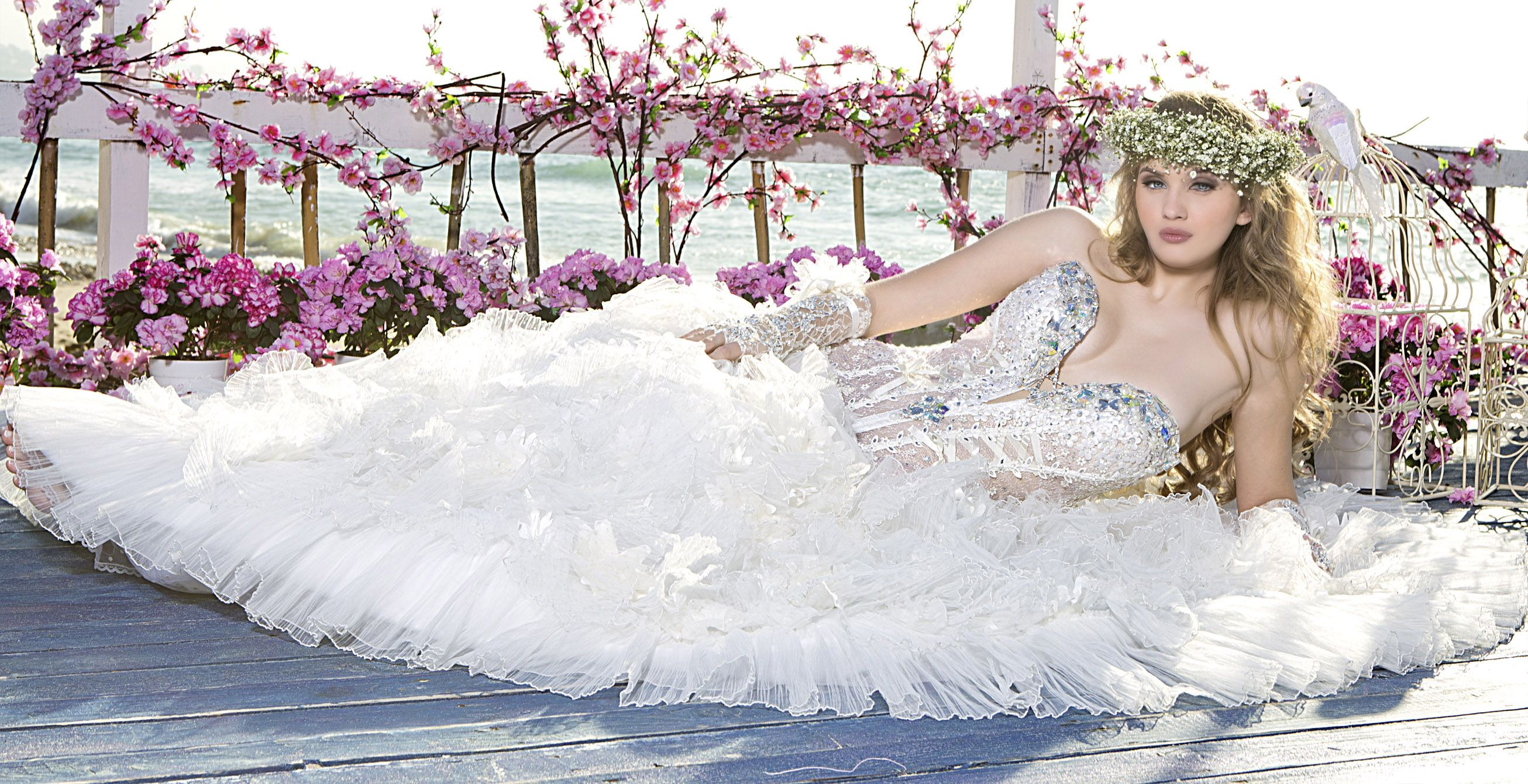 Welcome To Hilda Couture Wedding Dresses Lebanon Wedding Dress