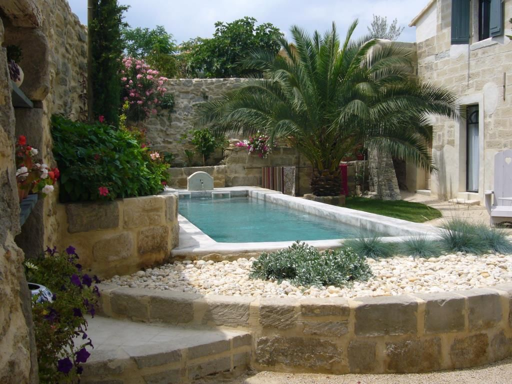 swimmingpool piscine bassin maisonvillage provence piscines swimming pool pinterest. Black Bedroom Furniture Sets. Home Design Ideas