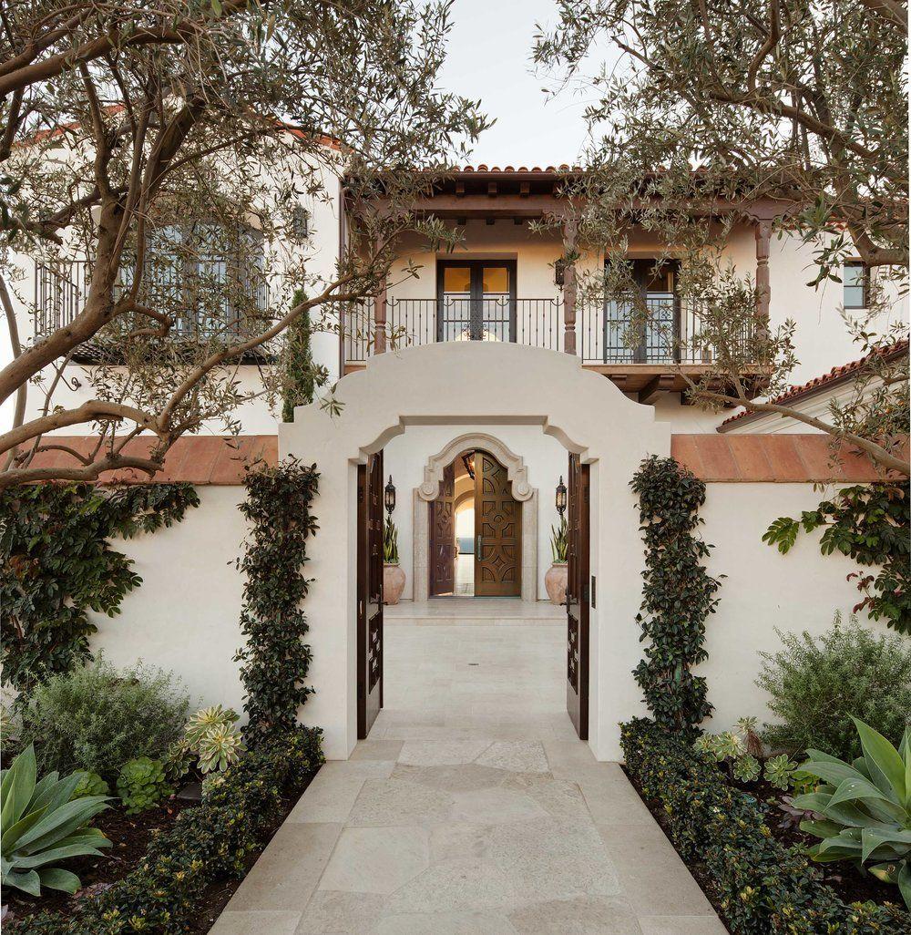 Newport Coast Santa Barbara Style Home — Oatman Ar
