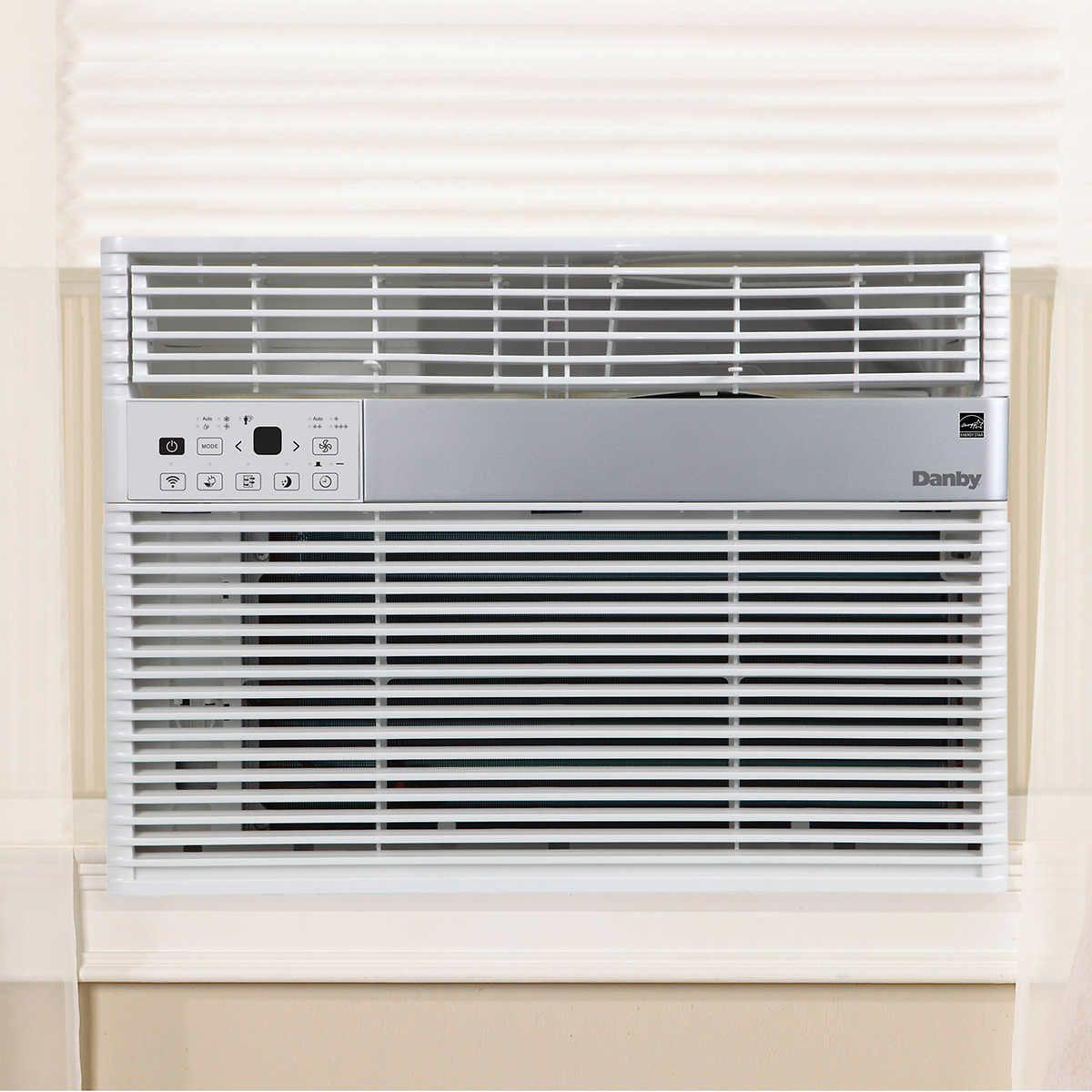 Danby 6K BTU Window Air Conditioner DAC060EB3WDB