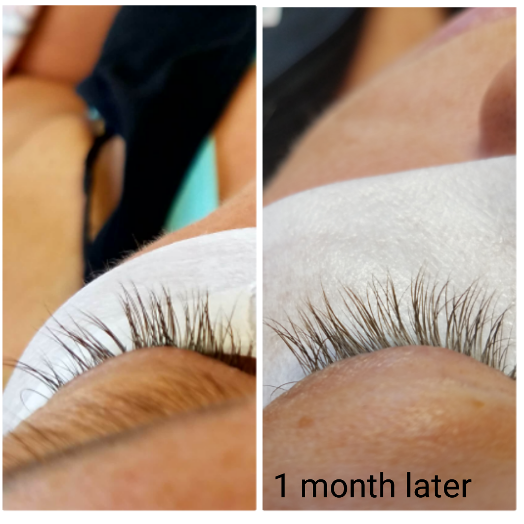 2642973cbad Look at these results!! After only 1 month of using PERFECT Lash ...