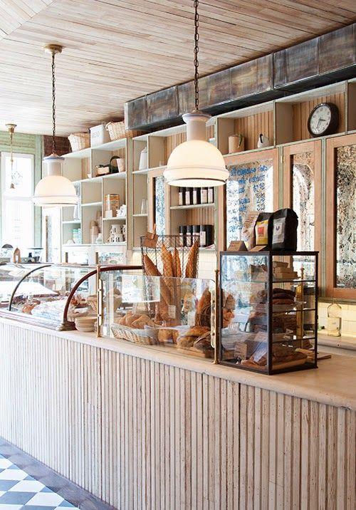 Pensando Vintage Una Cafetería Especialmente Deliciosa Diseño De Interiores Cafetería Interior De Cafetería Diseño De Cafetería
