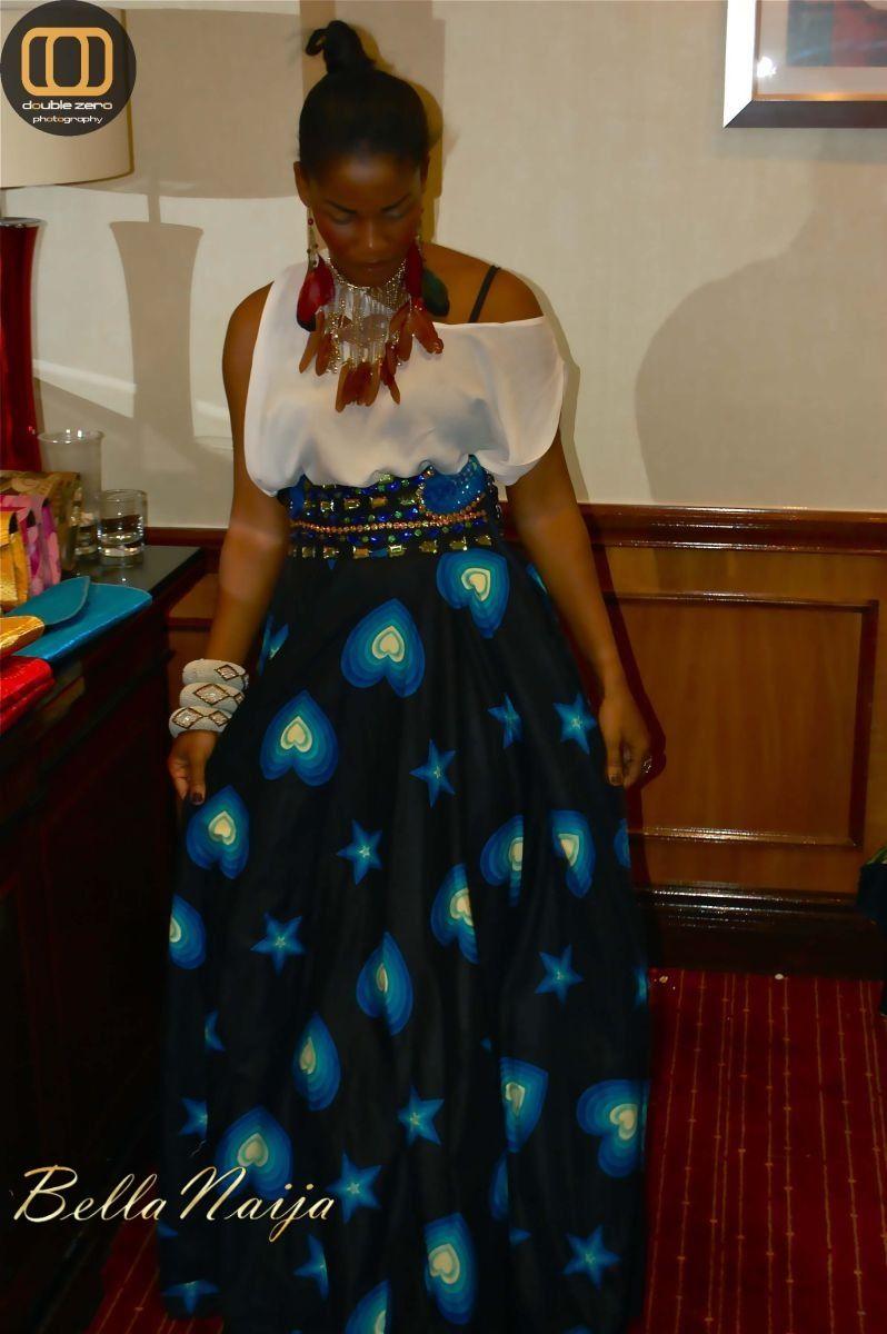 Ankara Treats From Abuja To London Dzyn Couture Missdee Host The Ankara Generation African Fashion Skirts African Print Fashion African Inspired Fashion