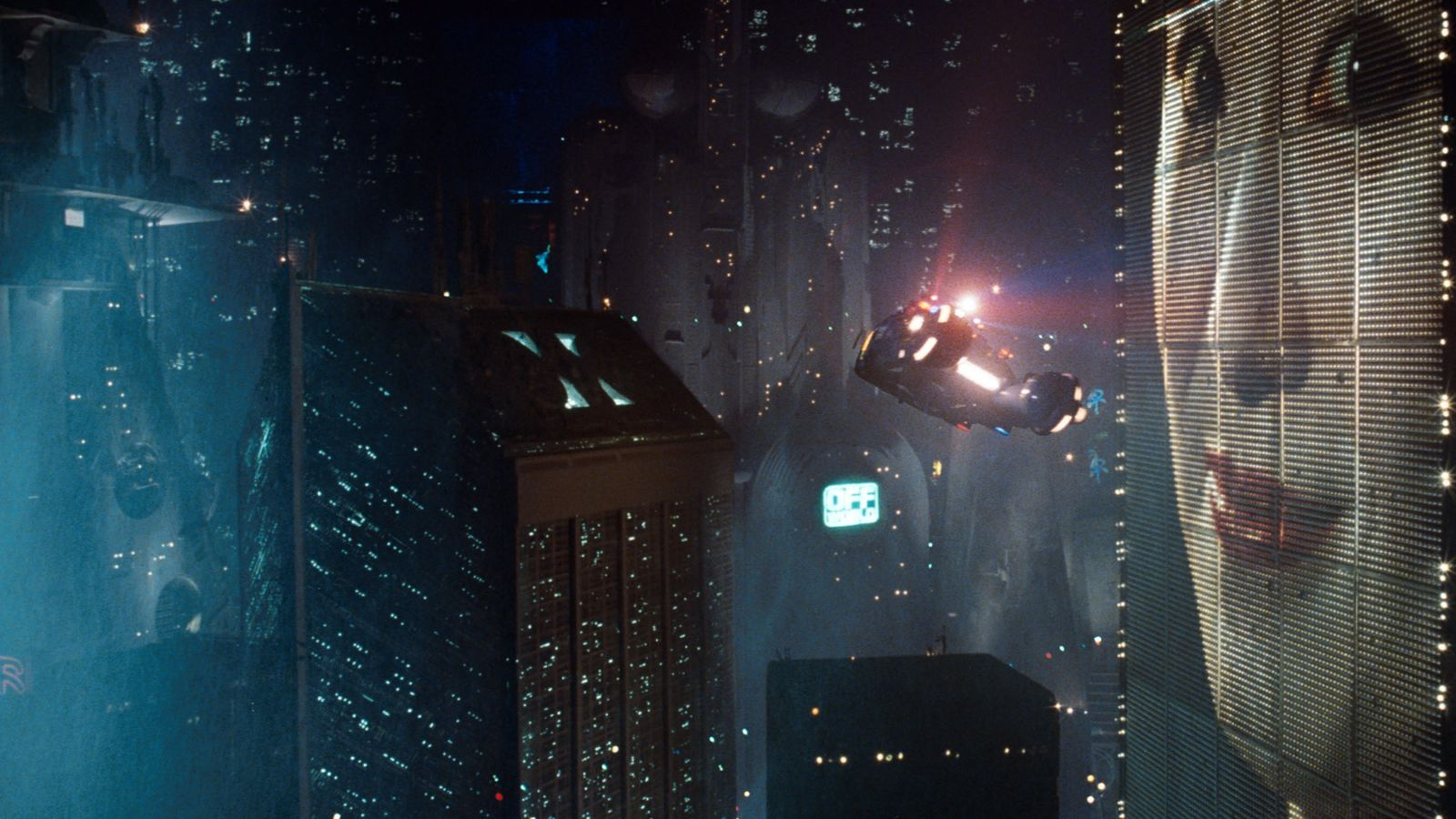Image result for blade runner opening