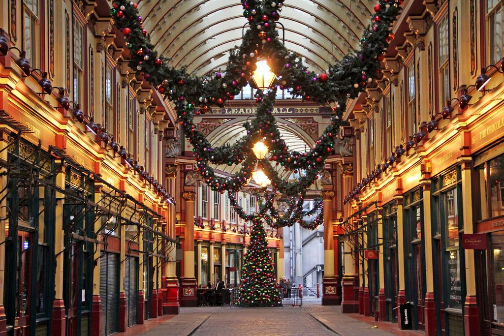 Image result for leadenhall market