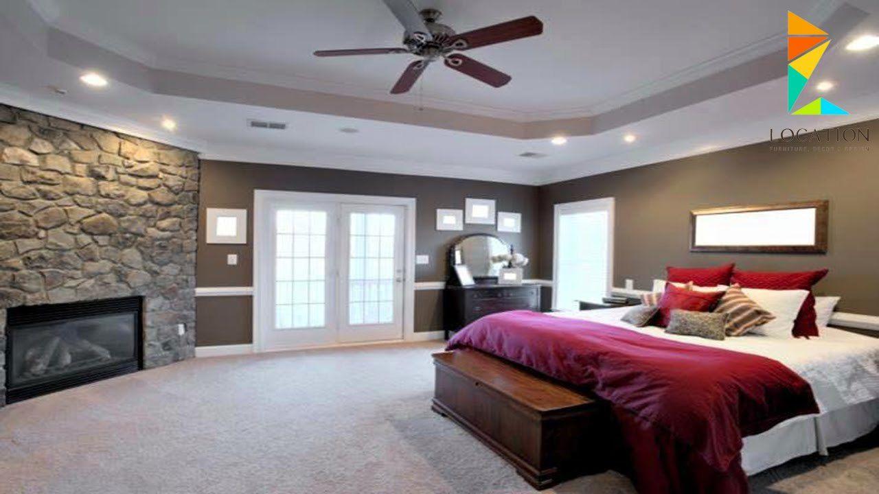 ديكور جبس غرف نوم 2017 2018 Modern Master Bedroom Bedroom Design Home