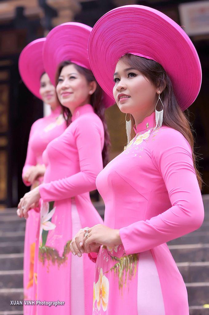 Lịch sử áo dài Việt Nam | Vải áo dài D&D
