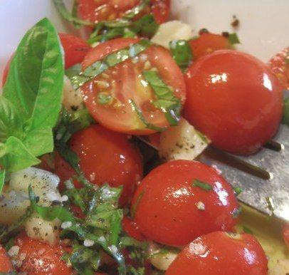 Carrabba's Tomatoes Caprece Copycat Recipe #copycat #recipes