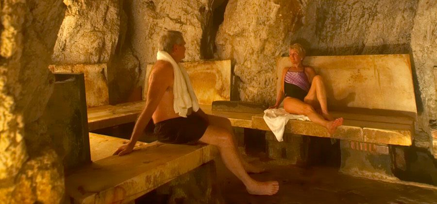 Yampah Spa & Salon - Vapor Caves in Glenwood Springs, CO|Mineral Bath|Vapor Caves|AVEDA Salon|Massage|Facial|