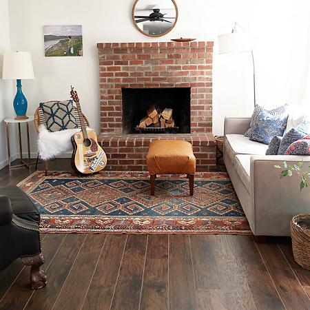 Select Surfaces Woodland Hickory Laminate Flooring Sam's