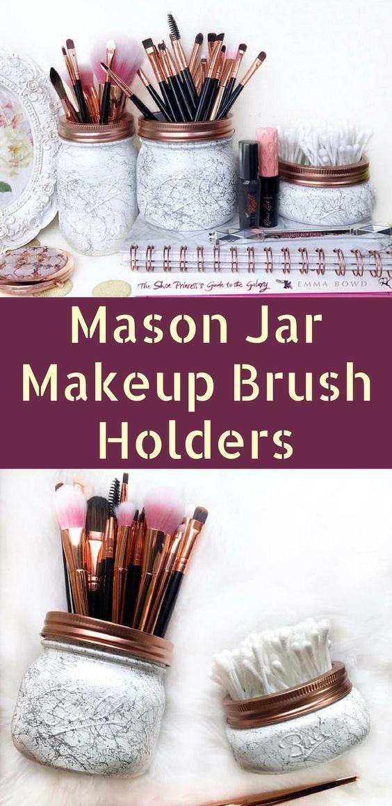 Apartment Organization Makeup Marble desk accessories