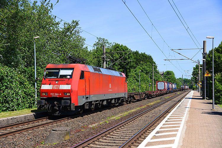 """KraussMaffei 20171 DB Cargo """"152 0444"""" Deutsche bahn"""