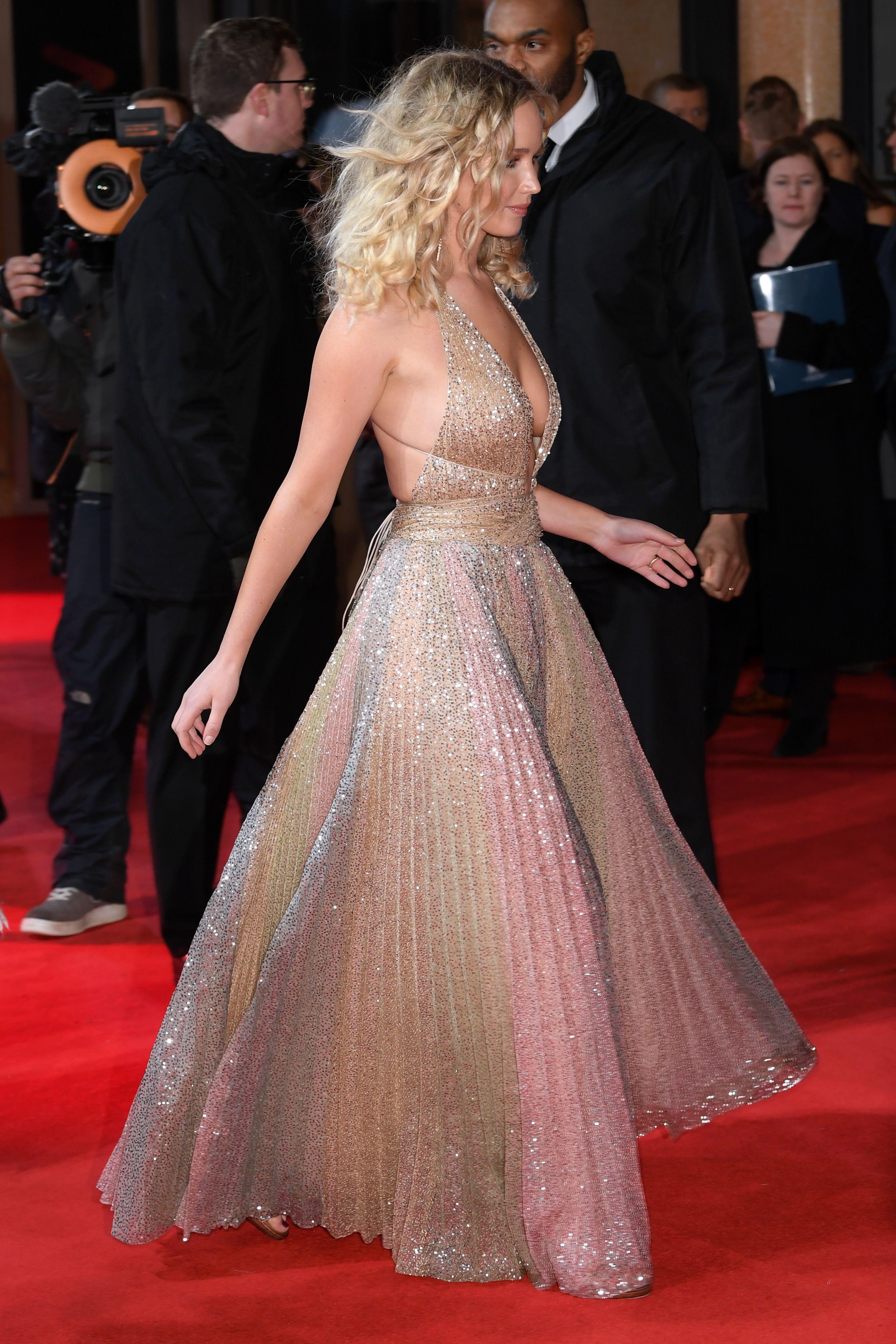 Jennifer Lawrence - Red Sparrow premiere in London - 02/19 ...