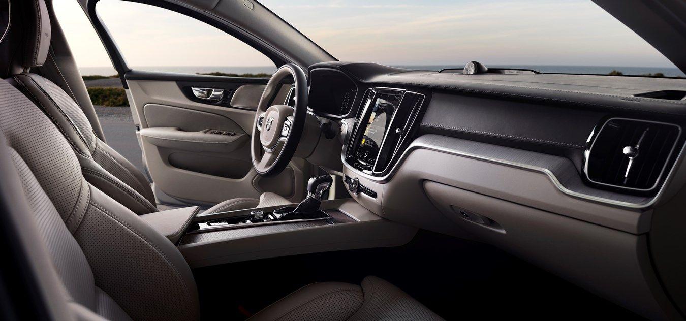 New Volvo S60 Inscription Interior Volvo S60 Volvo Volvo S60 T5