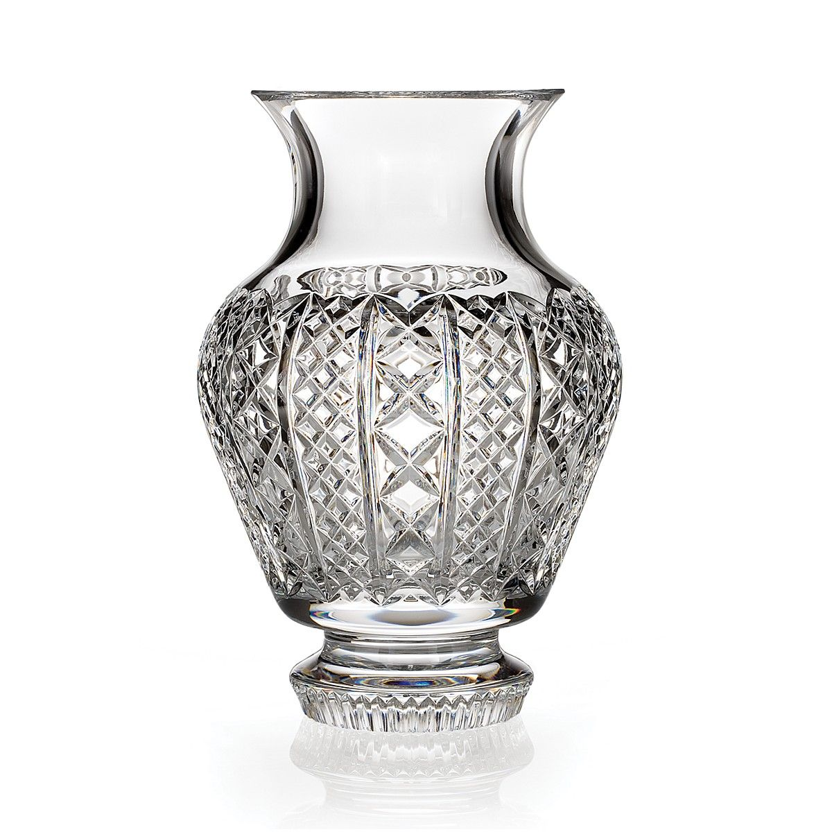 crystal vases - Google Search