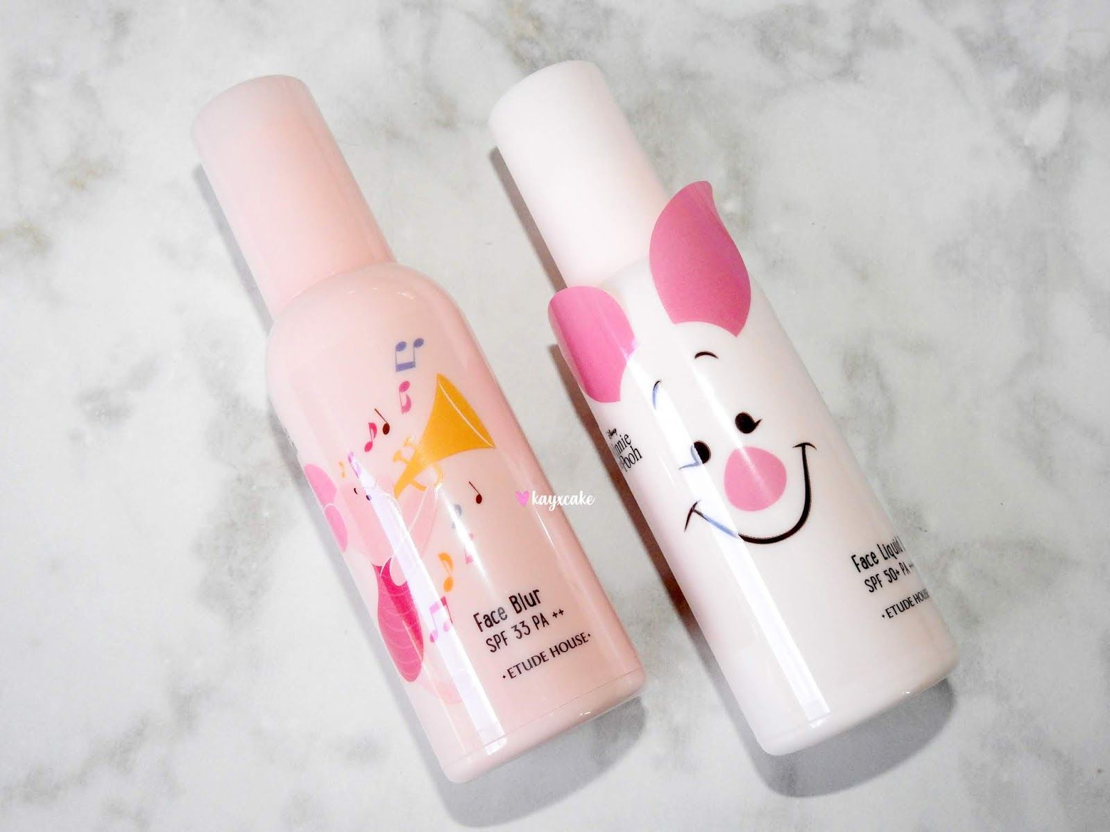Etude House Happy With Piglet Collection Review Swatches Etude House Swatch Makeup Reviews