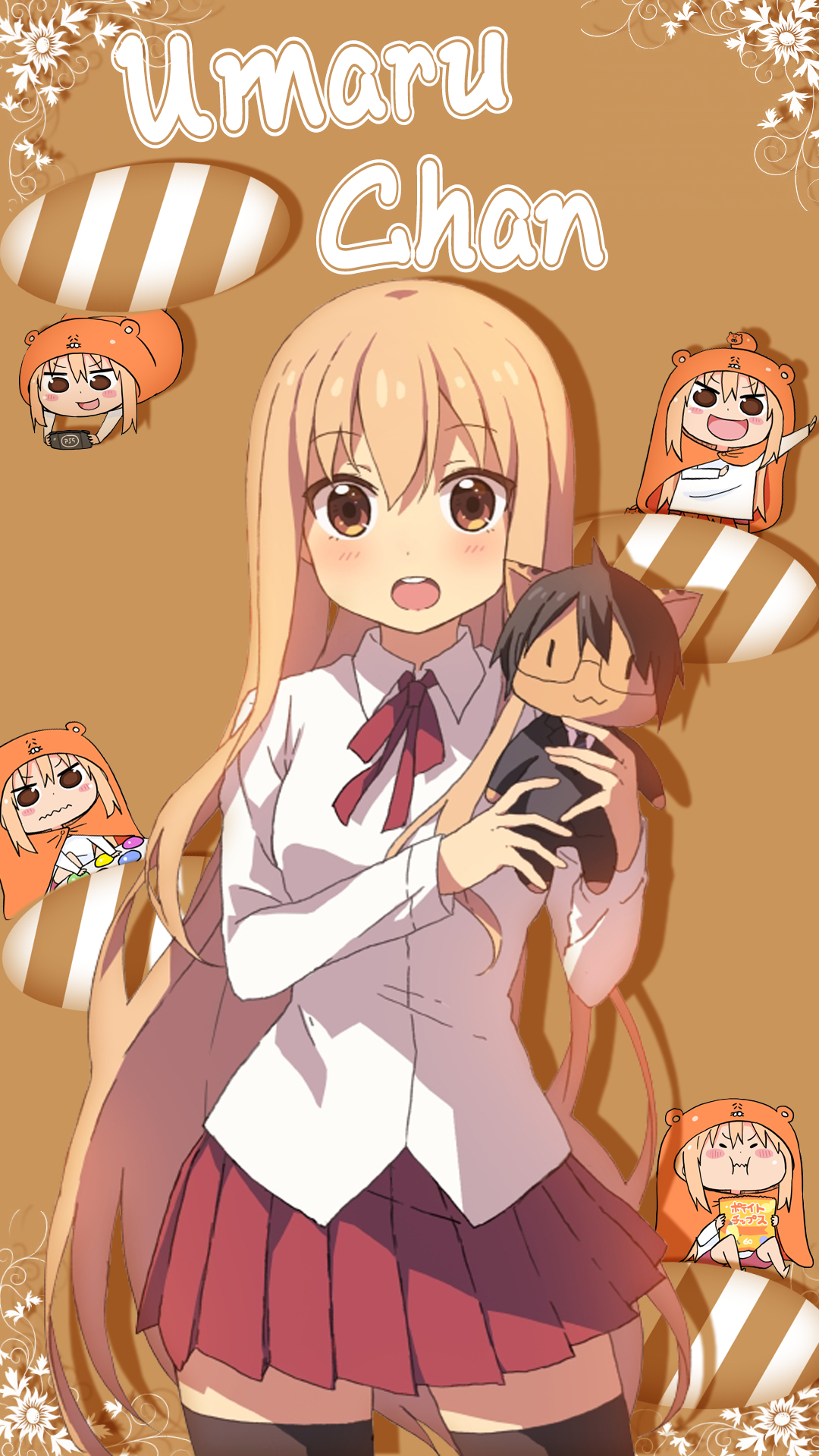 Pin by Anna McNeely on Himouto! UmaruChan Anime